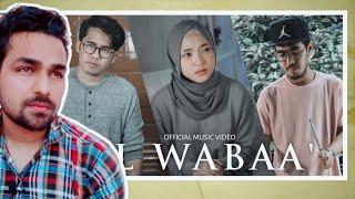 SABYAN - AL WABAA | Official Music Video | Reaction | Sabyan new song | Al Wabaa