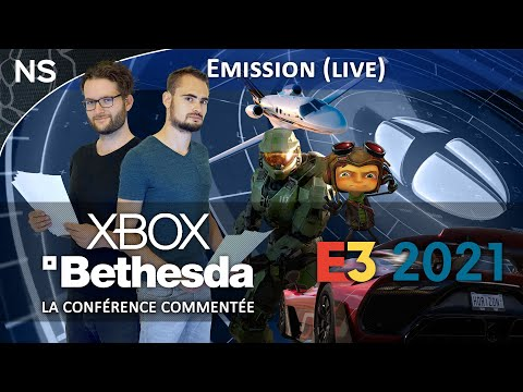 E3 2021 : Xbox/Bethesda, la conférence commentée !