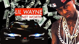 LIL WAYNE NET WORTH, RIch and Famous Life of Lil Wayne, Birdman May owe Him Millions but he is RICH