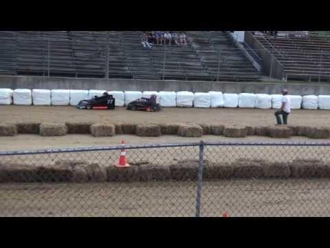 5-31-13 Warren County Speedway Open, Heavy, X-heavy, & XX-Heavy 1st Heat