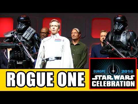 ROGUE ONE Star Wars Celebration Panel Highlights (Spoilers!)