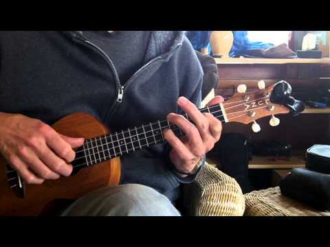 The Walking Dead Theme - Uke