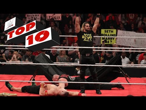 Top 10 WWE Raw moments: January 12, 2015