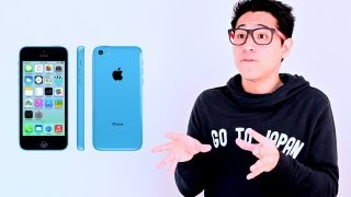 Presentando el iPhone 5S y 5C