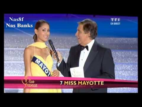 Miss Mayotte 2009 - Election de Miss France 2010 les moments Fort