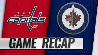Chiarot's late goal leads Jets to 3-1 victory