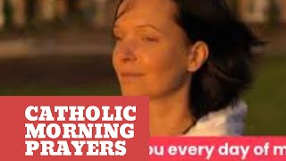 Catholic Morning Devotional Praỳers to Start Your Day