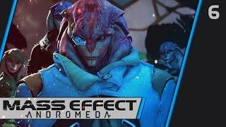 Прохождение Mass Effect: Andromeda - #6 Враг моего врага
