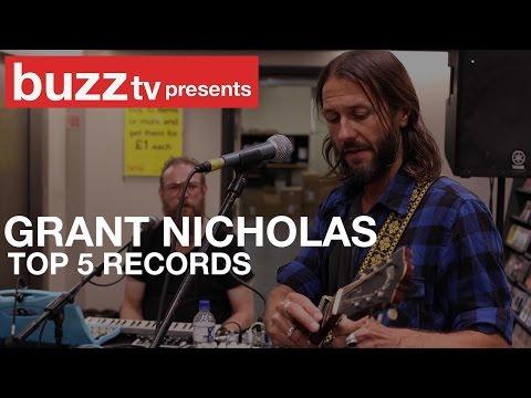 GRANTS NICHOLAS 'TOP 5 RECORDS'