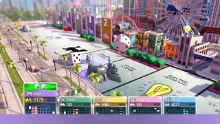 Monopoly Family Fun Pack and Monopoly Plus - Launch Trailer