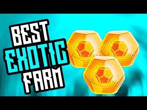 Destiny 2 - Exotic Farming New Method Exotic Engram Prime Engram Farm