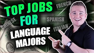 Highest Paying Jobs For Language Majors!! (Top 10 Jobs)