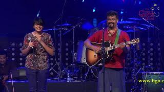"""""""Munjane Manjalli""""  song by Raghu Dixit performing live @ 53rd Bengaluru Ganesh Utsava..!!!"""