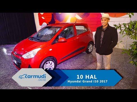 Hyundai Grand i10 2017 Indonesia (Facelift) - 10 HAL yang Perlu Diketahui