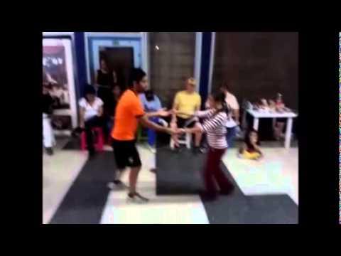 Salsa Casino-Evaluación Salsa Open Tiempo Libre UCV 31 05 2014