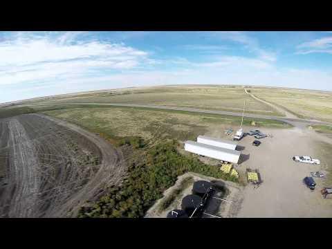 Seismic Crew Aerial Video Clip