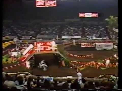 1987 coca cola supercross masters