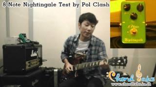 8 Note Nightingale Sound Test by Pol Clash
