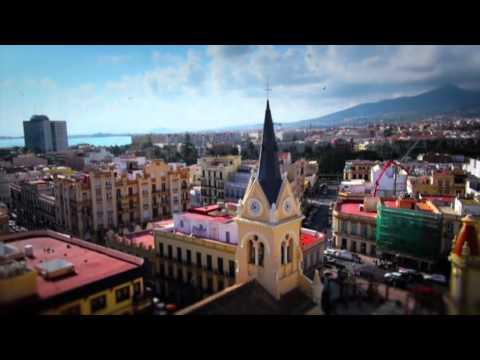 Melilla es espectacular y este video unico.