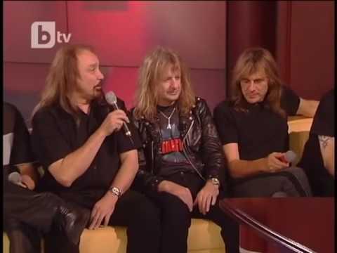 Шоуто на Слави: Гостуват Judas Priest (17.06.2004)