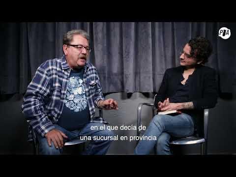 Plumas Atómicas entrevista a Paco Taibo II