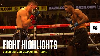 HIGHLIGHTS | Vergil Ortiz Jr. vs. Maurice Hooker