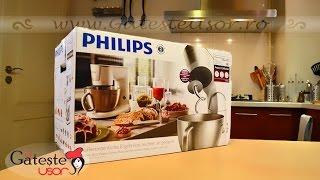 robot de bucatarie philips avance collection hr7958 00