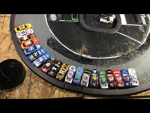 How To Make A Nascar Stop Motion Race