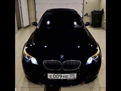 BMW M5 E60 Vossen просто пушка