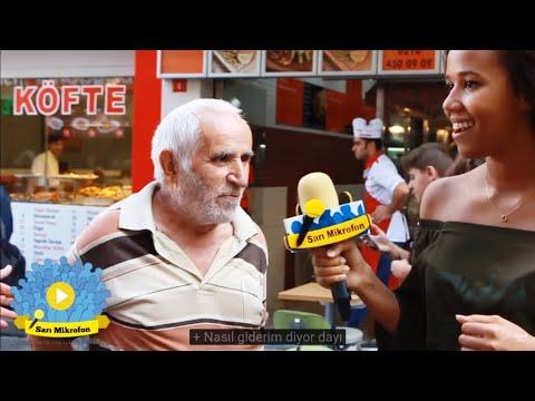 """""""Taksim Dayı İngilizce """" - Sarı Mikrofon"""