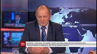 Raport - Marek Sawicki - 07.11.2018