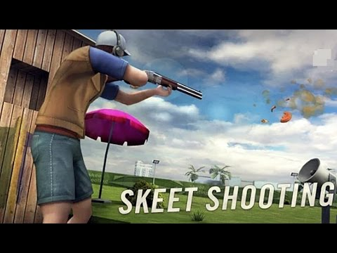 Skeet Shooting 3D - Android Gameplay HD