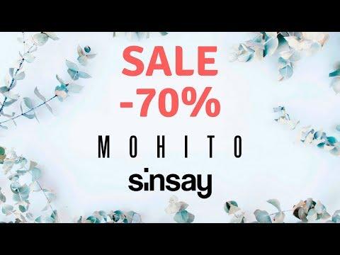 Идём в Mohito и Sinsay: майки от 1,50 рублей, джинсы от 15 рублей