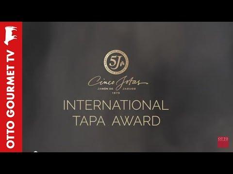 INTERNATIONAL TAPA AWARD - CINCO JOTAS