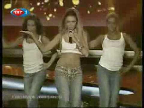 » Hadise Dum Tek (Eurovision) İndir Müzik Video Klip WMV V9