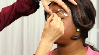 How to Trim or Shape Your Eyebrows : Eyebrow Grooming Tips