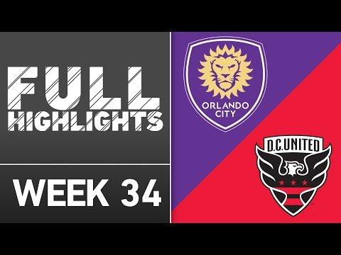 HIGHLIGHTS | Orlando City SC vs. D.C. United