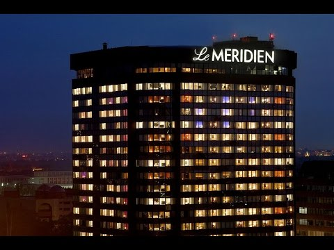 Le Méridien Five Star Luxury  Hotel in Janpath, Connaught Place, Central Delhi