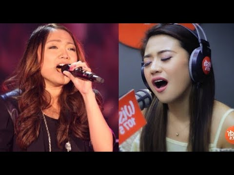 Charice VS Morissette Amon In Same Songs!!!