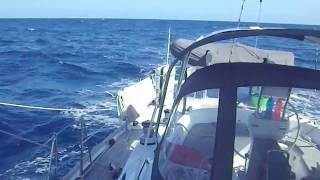 Atlantic Crossing - Day 5