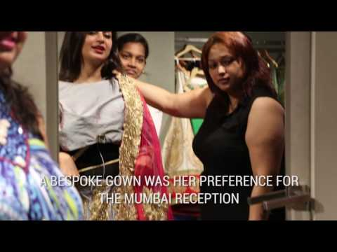 Divyanka Tripathi at Kalki Fashion, Mumbai