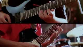Turkish March (Electric guitar cover) - Hoang Viet Anh ft Nguyen Trung