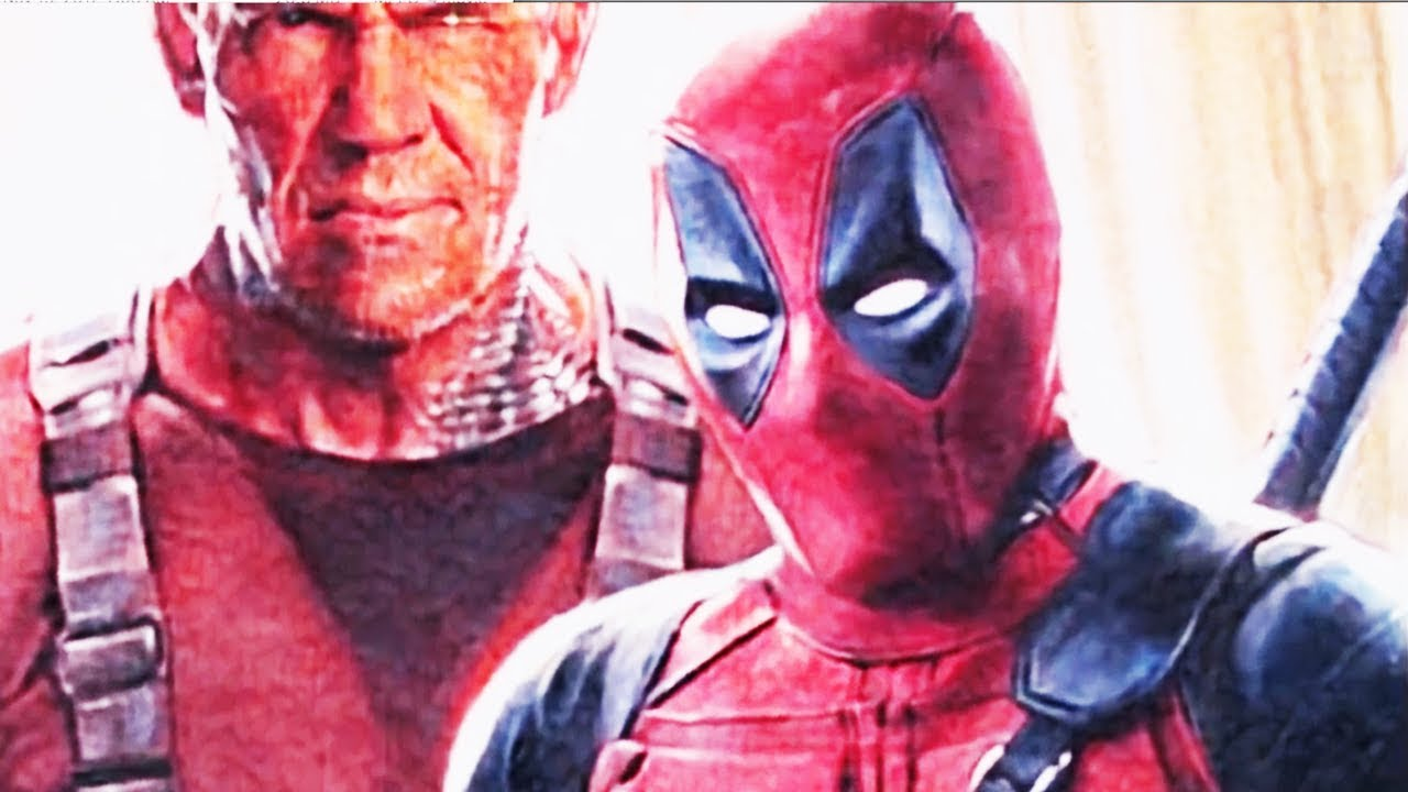 Deadpool 2 Teaser Trailer 2017 Movie 2018 - Official - YouTube