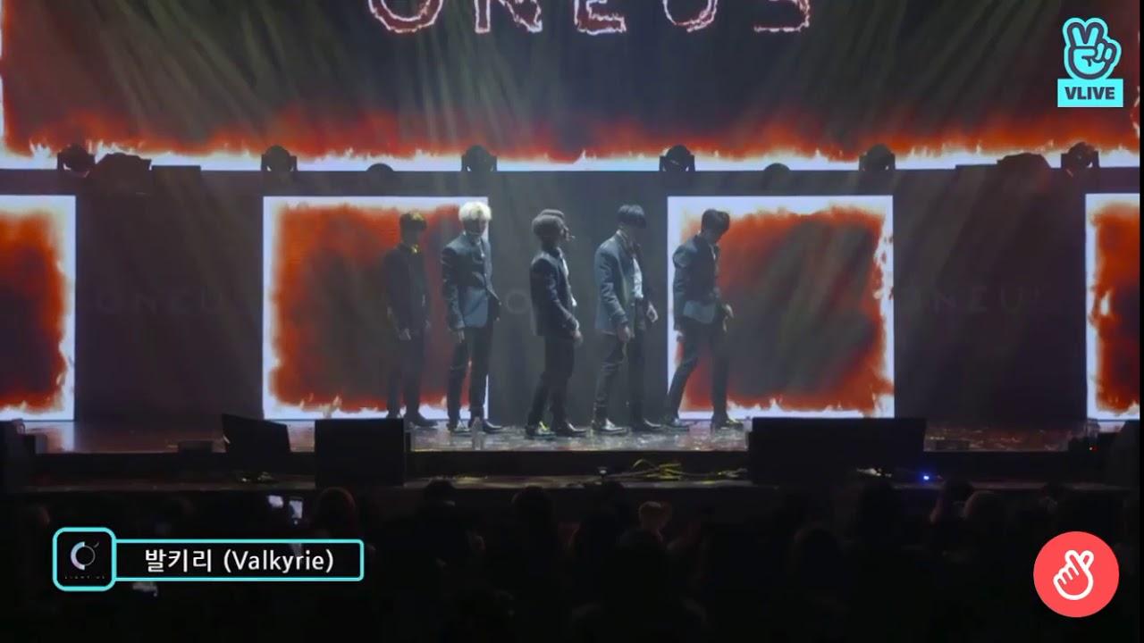 Download ONEUS - VALKYRIE performance