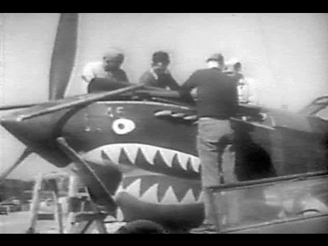 China Crisis: Claire Chennault & the 14th Air Force (1943)