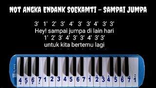 Download lagu Not Pianika Endank Soekamti - Sampai Jumpa