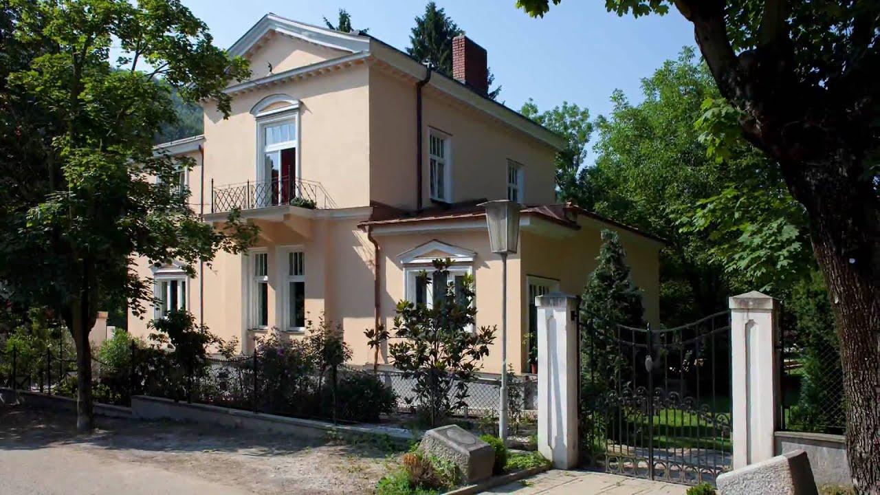 Alte Villa, neu renoviert, aber mit Stil - YouTube
