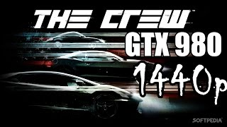 The Crew™ ▶️ PC ULTRA FXAA 1440p | GTX 980 & i7 4790K