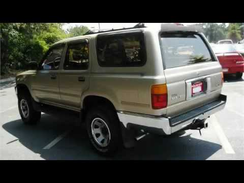 1995 Toyota 4runner Stone Mountain Ga 30087 Youtube