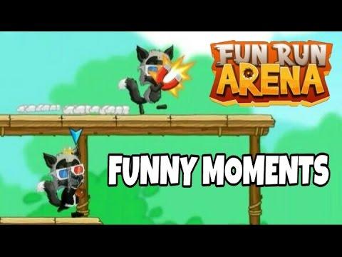 fun run arena all power ups